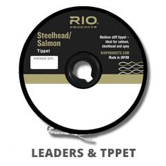 Tippet & Leader