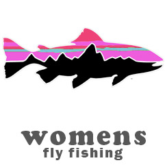 Women's Fly Fishing