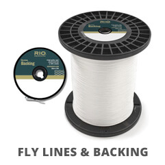 Fly Line & Backing