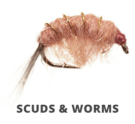 Scuds | Sow Bugs | Worms