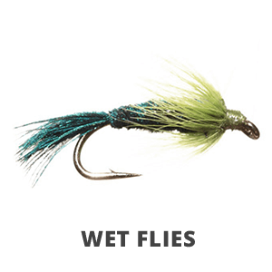 Soft Hackle | Wet Flies