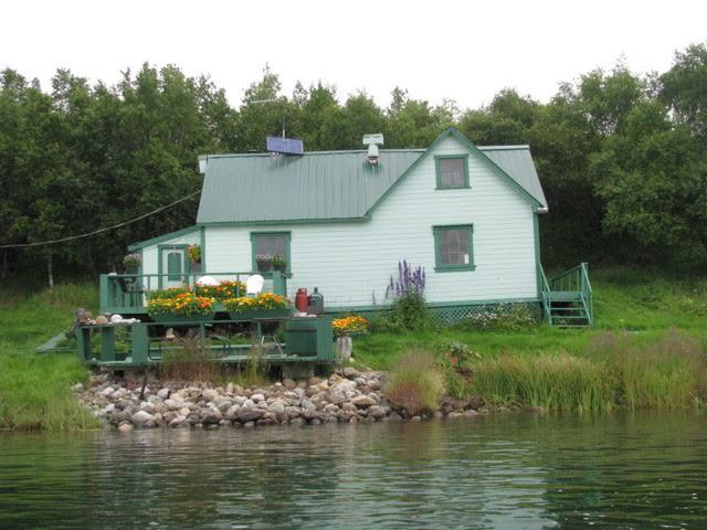 Alaska-Trout-Camp