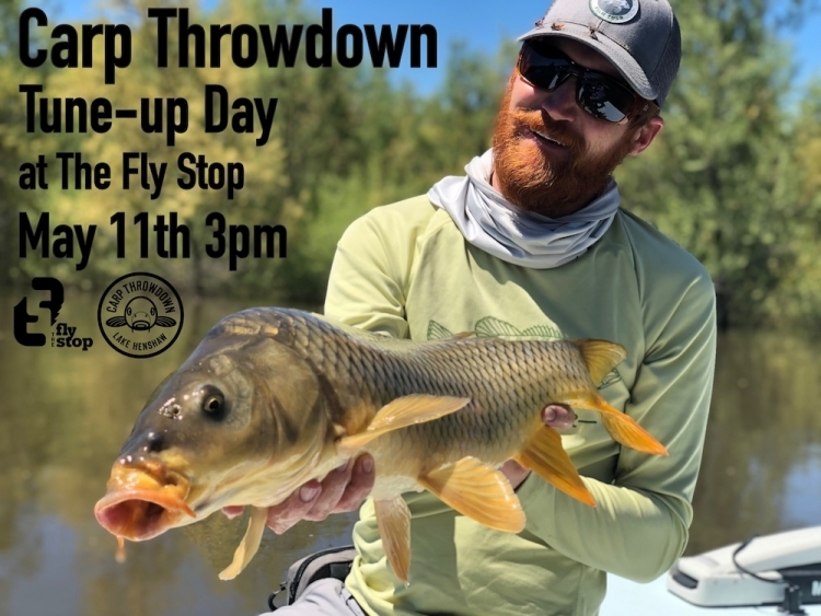 Carp Throwdown Tune-up 2019