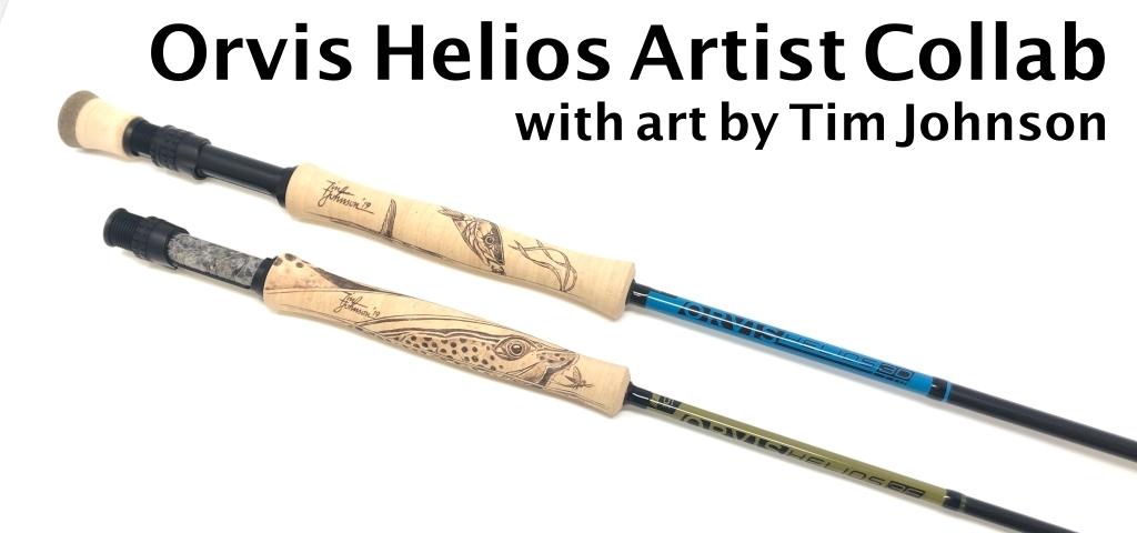 Orvis Helios Artist Collab
