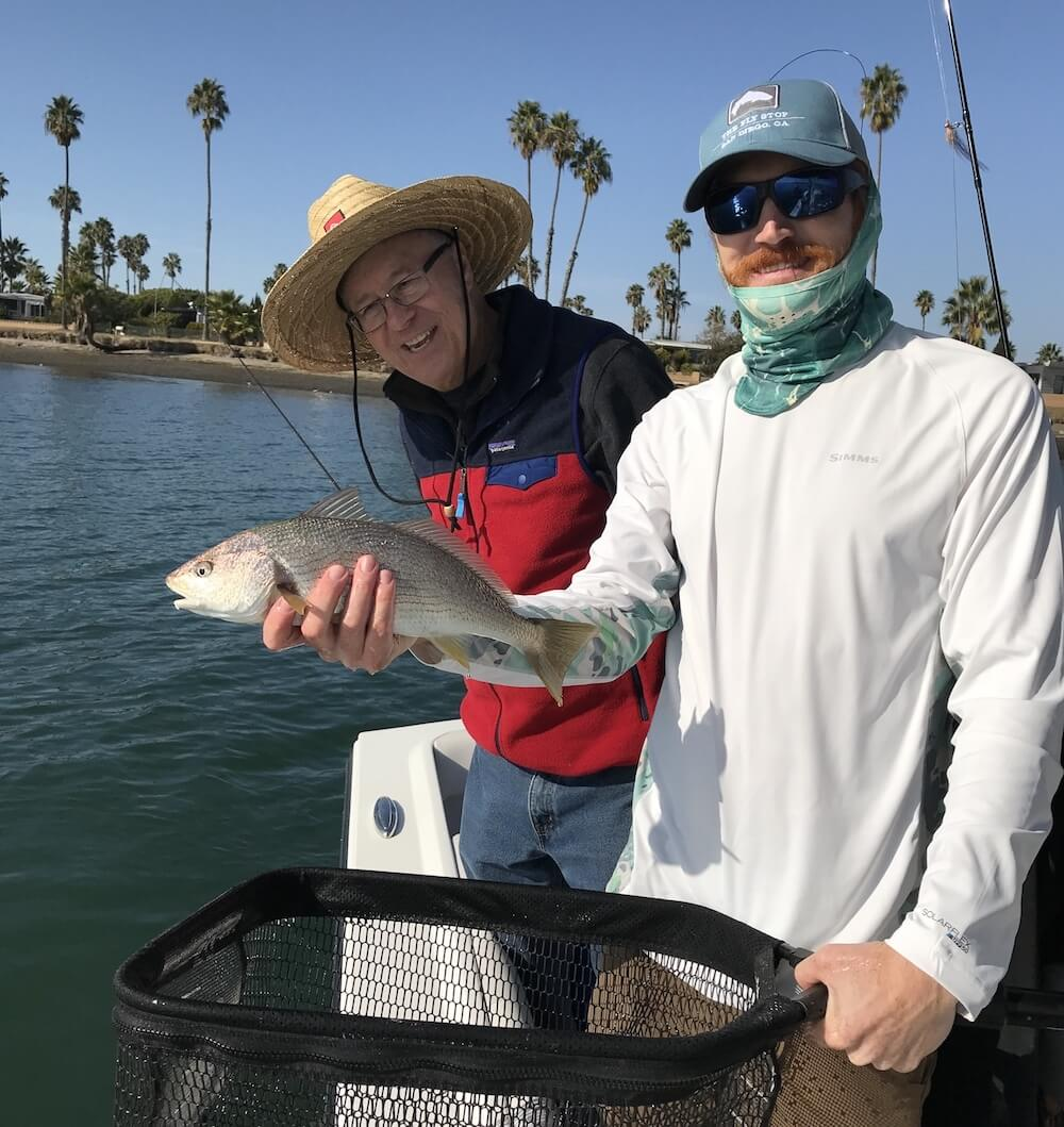 Mission-Bay-Yellowfin-Croaker-Fishing
