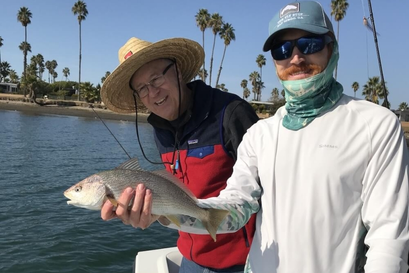 Fly-Fishing-Yellowfin-Croaker