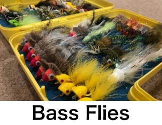 Bass-Flies