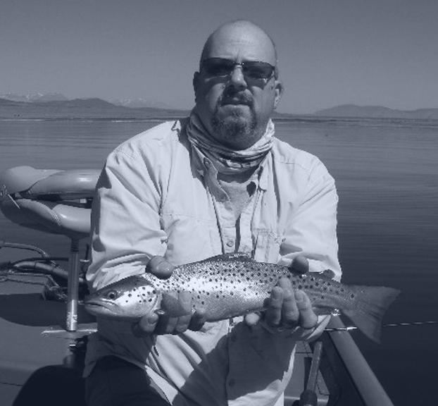 lake crowley trout