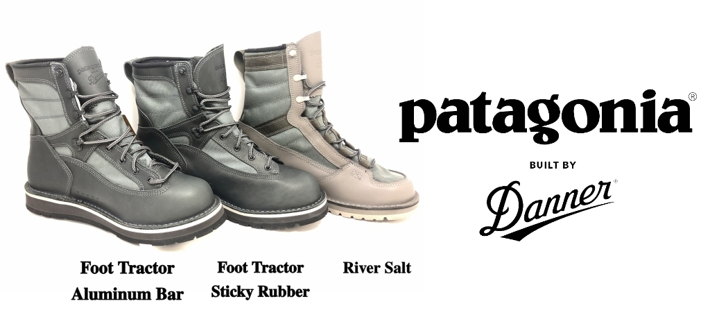 Patagonia Wading Boots by Danner