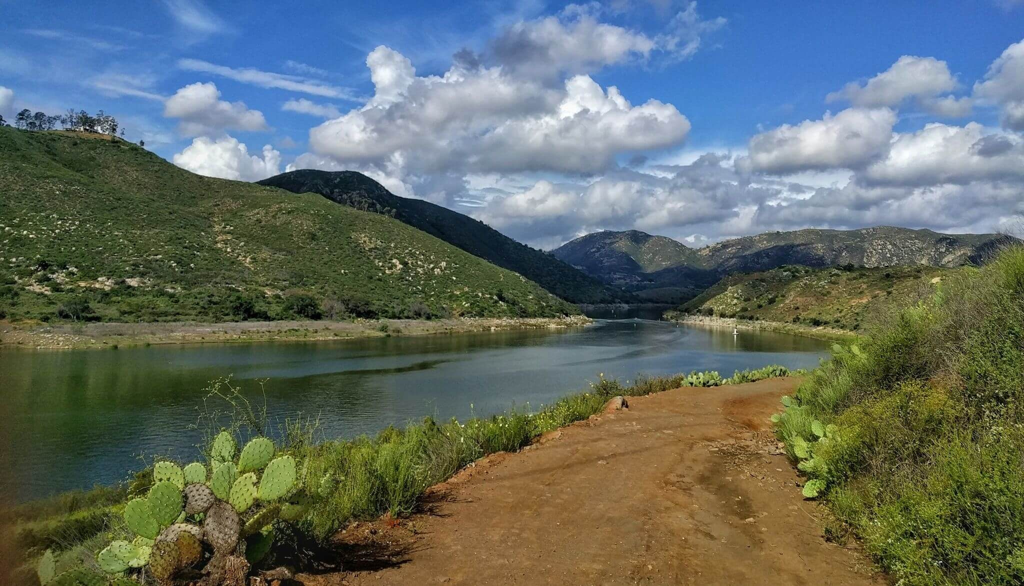 Lake Hodges Reservoir