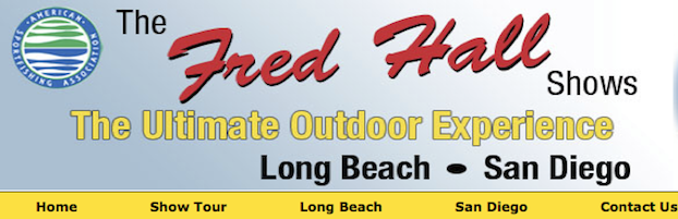 Fred hall show for Lake henshaw fishing report