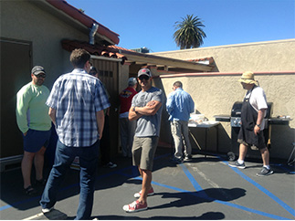 Fly Fishing Shop Opening in San Diego Complete with Friends