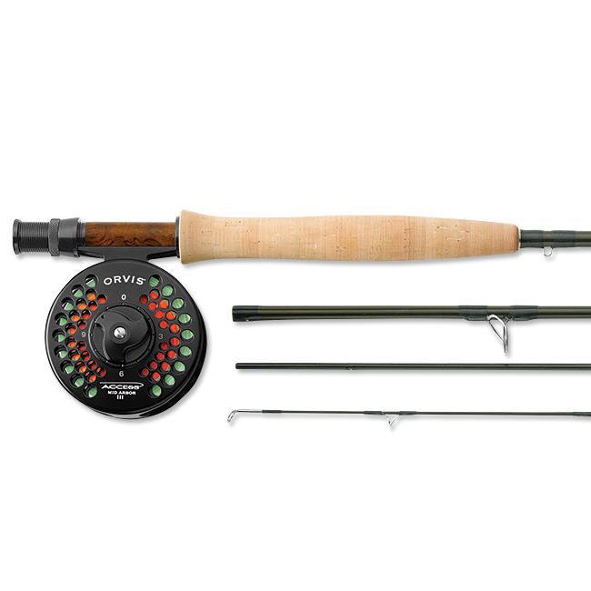 Orvis Recon trout rod review 2