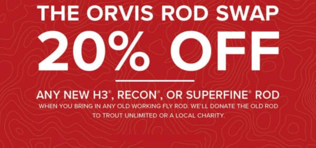 Orvis Rod Swap